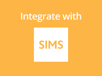 integrate with SIMS