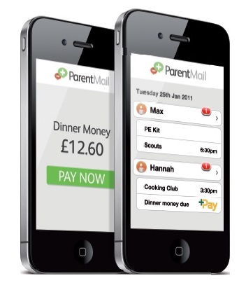 how to pay school dinners online